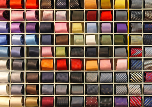 Corbatas para tu traje o chaqué