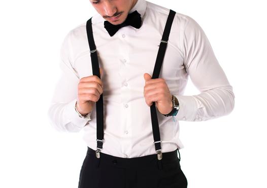 Tirantes para traje o chaqué