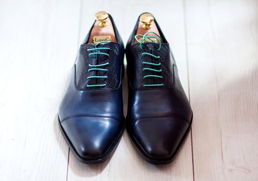 Zapatos para traje o chaqué